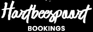 Hartbeespoort Bookings Logo